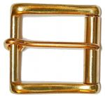 50mm Brass Heavy duty Roller buckle. For belts up to 50mm (2 inches) wide. Code BUC142